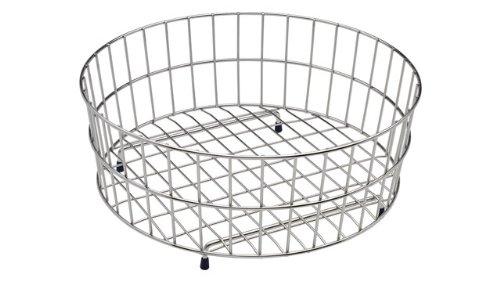 Franke 0398151 Acero inoxidable cesta y bandeja para el fregadero - Cestas y bandejas para el fregadero (Acero inoxidable, Acero inoxidable, 360 mm, ...