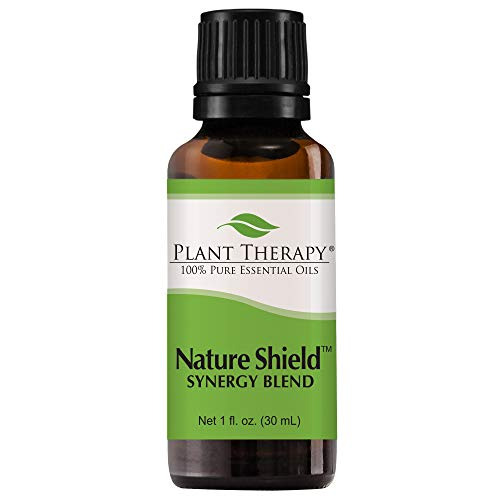 (Plant Therapy Nature Shield Synergy Essential Oil 30 mL (1 oz) 100% Pure, Undiluted, Therapeutic Grade )