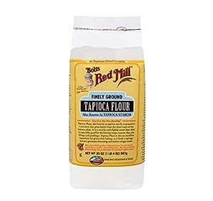 Bob's Red Mill Tapioca Flour, 566 gm: Amazon.ca: Grocery