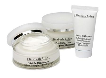 Elizabeth Arden Visible Difference Refining Moisture Cream Complex + Bonus Evolu Regulating Gel Cleanser  125ml/4oz