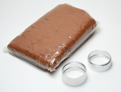Delft Clay Casting Set with 100 mm Rings (Ring Casting Set)