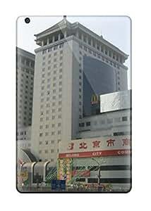 Brenda Baldwin Burton's Shop 9752354K54662362 Tpu Shockproof Scratcheproof Beijing City Hard Case Cover For Ipad Mini 3