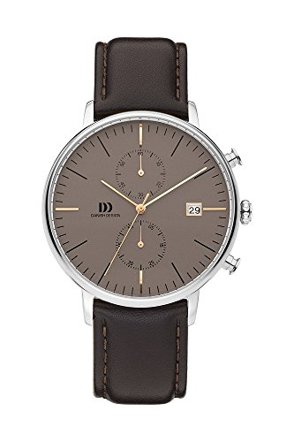 Danish Design Watch Classic Chronograph IQ48Q975
