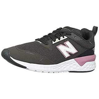New Balance Women's Fresh Foam 515 Sport V2 Sneaker, Camo Green/Twilight Rose, 5 M US