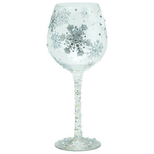 Santa Barbara Design Studio C-GLS20-5521B Lolita Super Bling Collection Wine Glass, Dazzling
