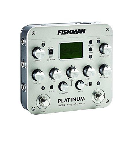 Fishman Platinum Pro EQ/DI Analog Preamp (Fishman Platinum Pro Eq compare prices)