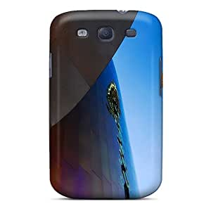 S3 Scratch-proof Protection Cases Covers For Galaxy/ Hot Space Needle Tower Seattle Phone Cases