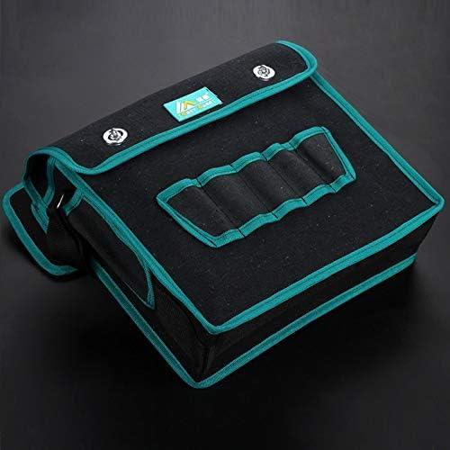 HZG キャンバス生地増粘電気技師ベルトポーチメンテナンスツールのショルダーバッグ便利なツールバッグ 職人スペシャルパッケージ