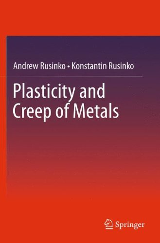 Plasticity and Creep of Metals