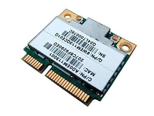Replacement for HP Laptop 690019-001 689457-001 733268-001 733476-001 Atheros AR9565 QCWB335 Half Mini PCIe WLAN WIFI Wireless BT Bluetooth Card