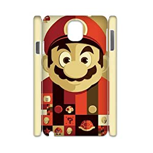 QSWHXN Cover Custom Super Mario Phone 3D Case For Samsung Galaxy note 3 N9000 [Pattern-6]