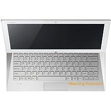 Bodu Clear Keyboard Cover Protective Skin for Sony Vaio Duo 13 D13 SVD1322V9CB, SVD13228SCB Ultrabook
