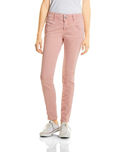 Donna Street 11033 Rosa One Authentic Rose Jeans Wash studio Slim q7Z7gCw