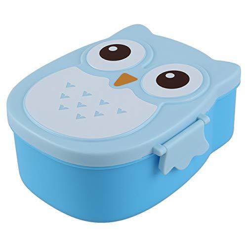 DOOUYTERT - Fiambrera portátil de plástico para microondas ...