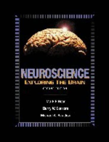 Neuroscience: Exploring the Brain by Mark Bear PhD (2000-11-03)