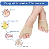 Haofy Bunion Corrector Hallux Valgus Splint with
