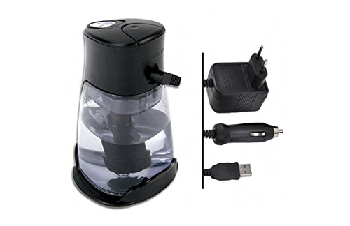 Kayami - Minihumidificador Hm140U, 0.14L Calefaccion 8426166005482
