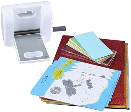 Fenteer カード ダイカット エンボスマシン ペーパークラフト DIY手作り 工作材料 便利