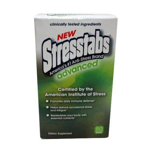 Stresstabs Advanced Tablets 60 Tablets (Pack of 3)