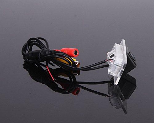 dasaita Auto R/ückfahrkamera Kabel f/ür Einparkhilfe Wasserdicht Nachtsicht CCD Kamera Auto Camera f/ür BMW E82 E46 E90 E91 E39 E53 X 1 X3 X 5 X6