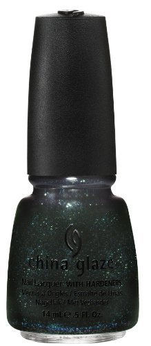 China Glaze Nail Lacquer, Smoke and Ashes, 0.5 Fluid Ounce