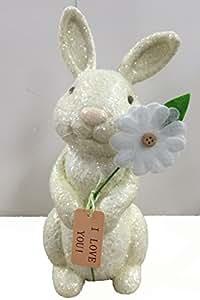 Mama Bunny Figurine