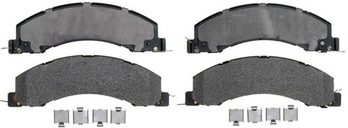 Raybestos PGD1335M Professional Grade Semi-Metallic Disc Brake Pad Set