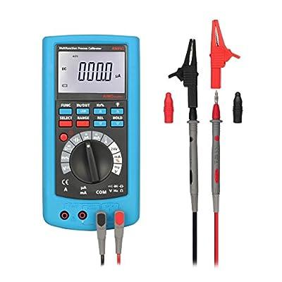 AIMO ampx1 2 in 1 Multifunctional Process Calibrator + Digital Multimeter Voltage Current Calibration Signal Generator