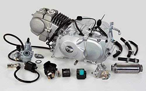 Moteur complet POLINI 125 Dirt Bike Pit Lifan YX XP4