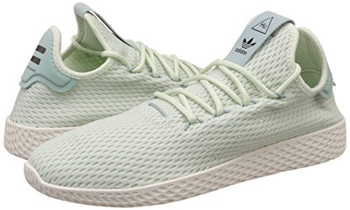 adidas Originals PW Tennis HU Mens Trainers Sneakers (UK 3.5 US 4 EU 36, Linen Green CP9765) by adidas (Image #5)