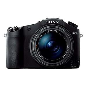 """Sony Cyber-Shot DSC-RX10 II - Cámara compacta DE 20.2 MP y Sensor de 1"""" Exmor RS con 20 MP, Negro"""