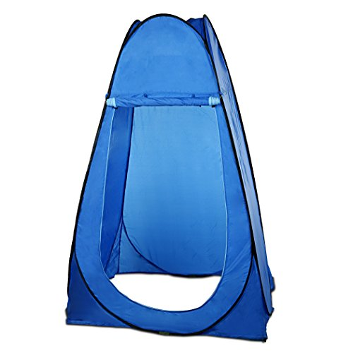 Hufcor Pop-up Waterproof Shower Tent With Carrying Bag For Outdoor,Beach,Camping(US Stock) by Hufcor