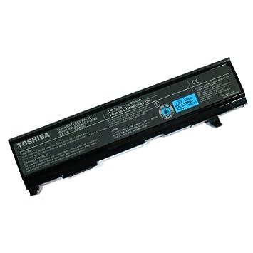 Toshiba PA3465U-1BRS - Batería para ordenador portátil, negro: Amazon.es: Informática