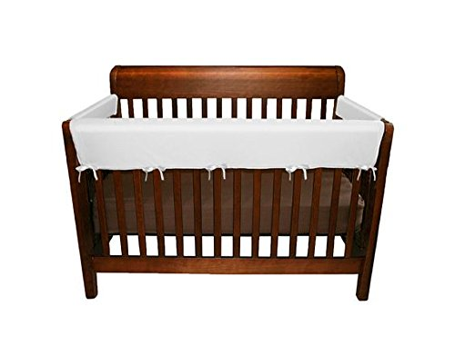 Jolly Jumper 3 Piece Soft Rail for Convertible Cribs (White) by Jolly Jumper