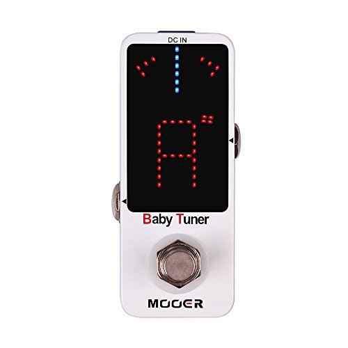 MOOER Baby Tuner Tuner Pedal by MOOER