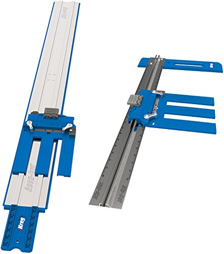 Kreg KMA2700 Accu-Cut 48-Inch Guide Track System With KMA2685 Rip-Cut 24-Inch Precision Edge Guide