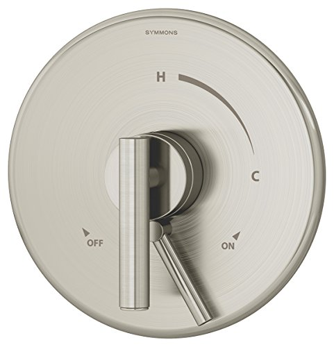 Symmons S-3500-CYL-B-STN Dia Shower Valve with Trim, Satin Nickel by Symmons