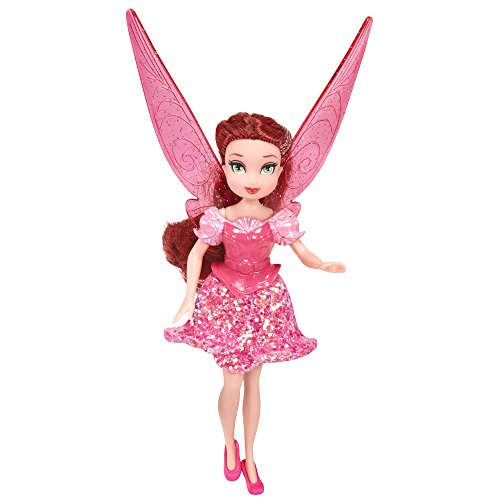 Disney Fairies 4.5' Rosetta Basic Fairies Doll
