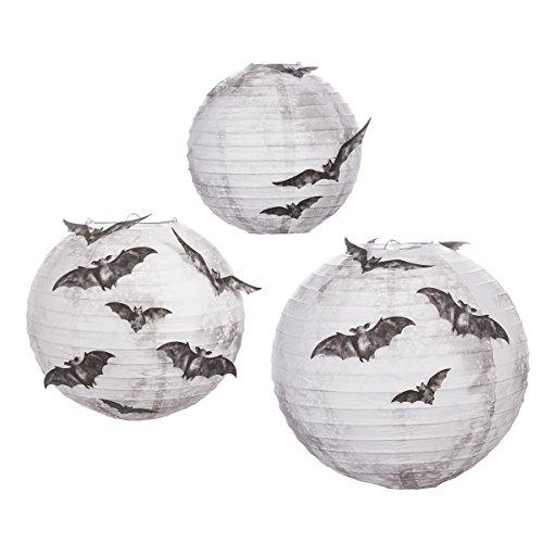 Martha Stewart Paper Lantern Moons -