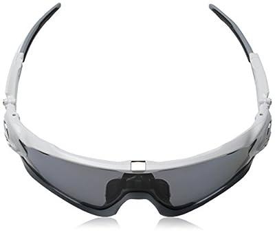 Oakley Men's Jawbreaker OO9290-06 Shield Sunglasses
