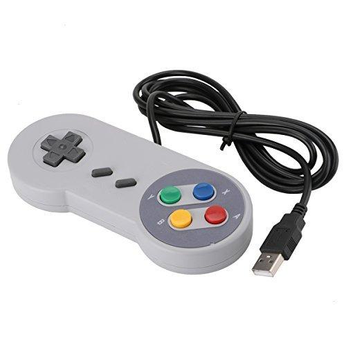 Nintendo Usb Pda (Mosuch Super Nintendo Classic Controller for PC)