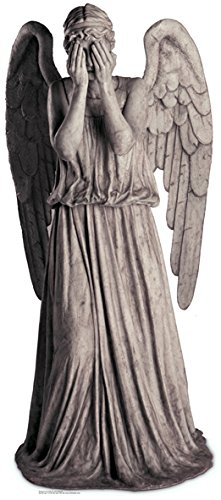 - Star Cutouts Cut Out of Weeping Angel Blink Angel