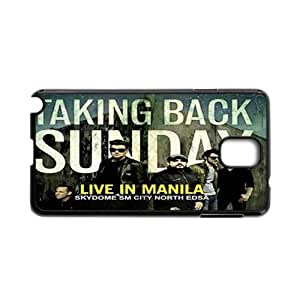 Print With Taking Back Sunday Tbs For Galaxy Samsung Note3 Slim Back Phone Cover For Man Choose Design 2