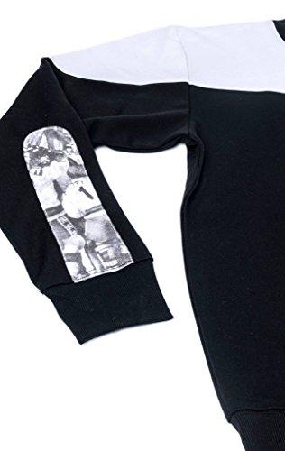Kinder -Tank, Men's Sweatshirt mit Ice Hockey details
