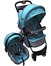 Infinity Travel System Set with Car Seat (Turquoise)