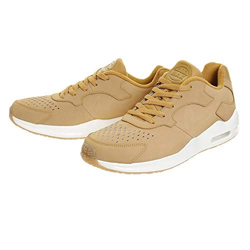 Nike Mens Guile Low Top Lace Up Walking Shoes, Wheat/Wheat-Ivory, Size 8.0 from Nike