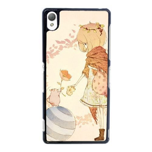sony-xperia-z3-caseanime-cute-girl-and-hamsters-pattern-durable-hard-plastic-scratch-proof-protectiv