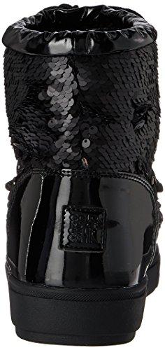 f17 de Colors california Noir Black Bla Ysn04 of Bottes Neige Femme OF7UcHB