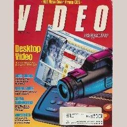 Hitachi Desktops - Video Magazine (March, 1994)
