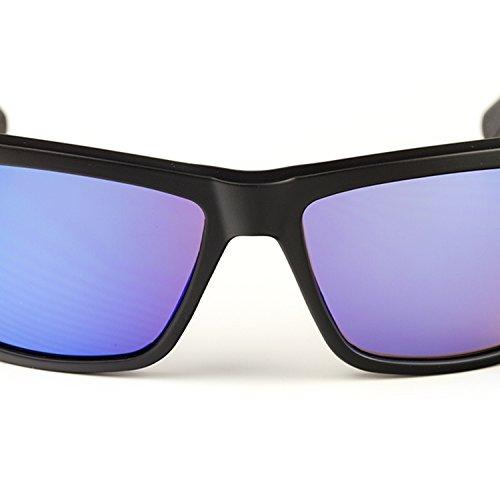 Spectra de rosa Gafas Blue W Happy Bron Black Polar Frazier Matte Sol Spy g7qwTF